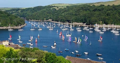 Sailing Races (Permission Paul Jenkin)